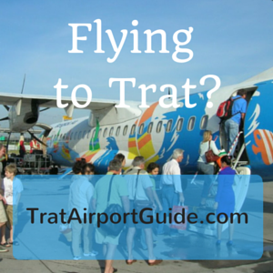 Trat Airport Visitor Guide