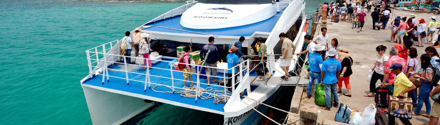 Koh Kood Ferry Timetables