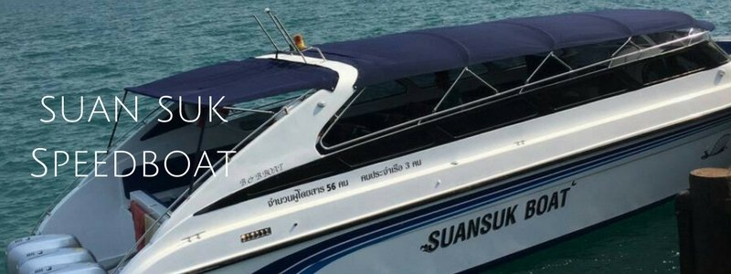 Suansuk speedboat