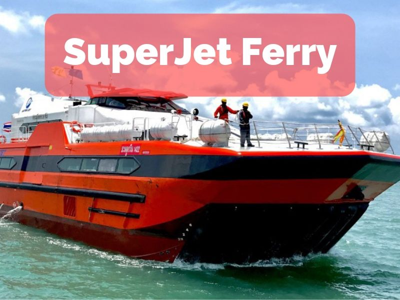 Koh Kood Super Jet Ferry